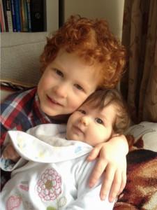 Joseph and Selah